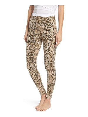 Ragdoll leopard leggings
