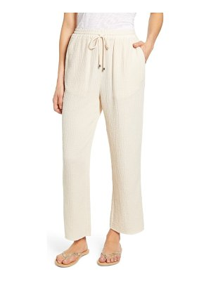 Rails agnes crop wide leg pants