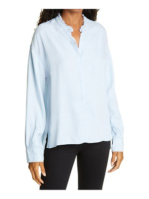 Rails andie button-up shirt