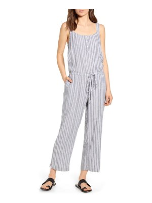 Rails brooklyn sleeveless tie waist jumpsuit