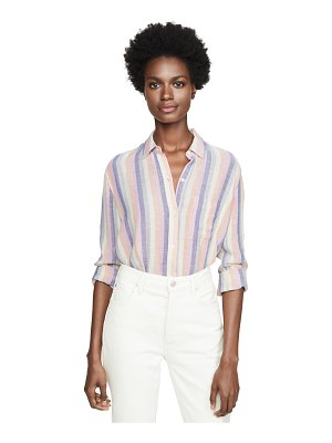 Rails charli linen button down shirt