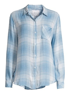 Rails charli plaid shirt