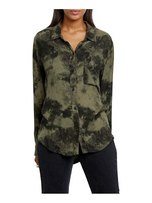 Rails hunter button-up shirt