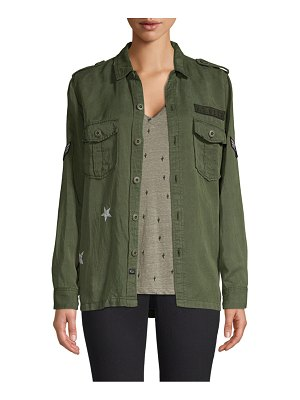 Rails Kato Military Shirt