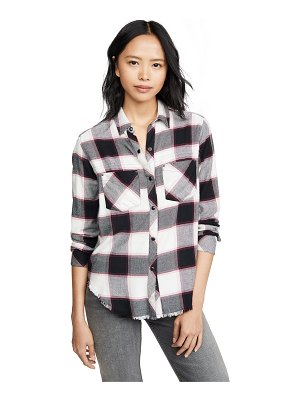 Rails leo button down shirt