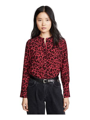 Rails lillian button down shirt