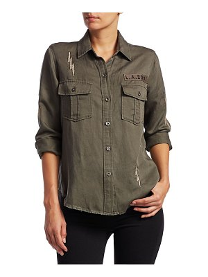 Rails Loren Military Shirt