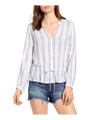 Rails marti stripe blouse