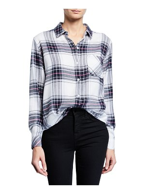 Rails Milo Plaid Button-Down Shirt