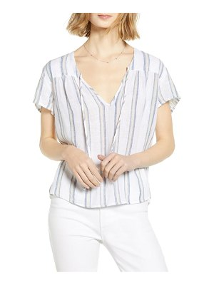 Rails viera tie neck top