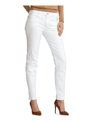 Ralph Lauren Collection 400 Matchstick Ankle Skinny Jeans