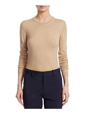 Ralph Lauren Collection cashmere cable knit sweater