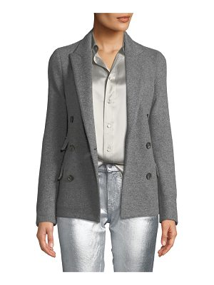 Ralph Lauren Collection Camden Double-Breasted Cashmere Jacket (Unconstructed)