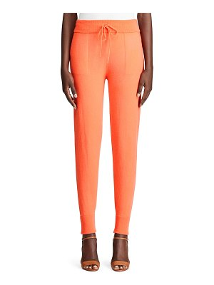 Ralph Lauren Collection Cashmere Jogging Pants