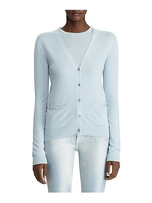 Ralph Lauren Collection long sleeve cardigan