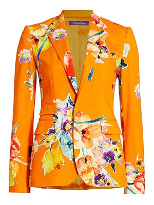 Ralph Lauren Collection parker floral jacket
