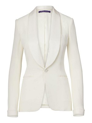 Ralph Lauren Collection sawyer silk jacket
