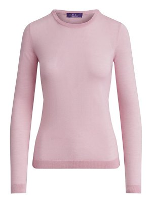 Ralph Lauren Collection crewneck cashmere sweater