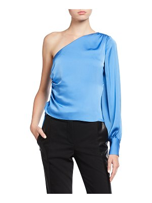 Ramy Brook Dempsey One-Shoulder Blouse
