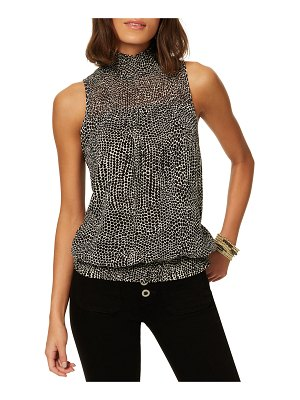 Ramy Brook Joyce Printed Silk Top