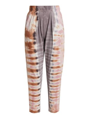 Raquel Allegra easy tie-dye pants