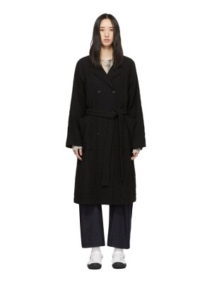 Raquel Allegra raglan trench coat