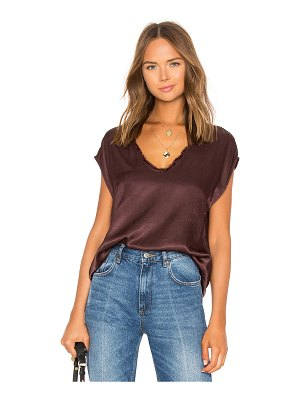 Raquel Allegra Shell Top