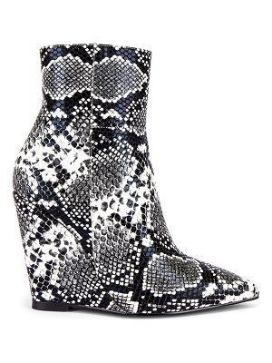 Raye cage bootie