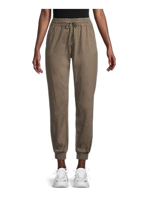 RD Style Stretch-Cotton Joggers