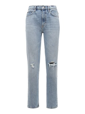 RE DONE 70's straight jeans