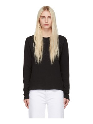 RE/DONE heritage long sleeve t-shirt