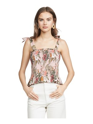 Rebecca Minkoff dolly top