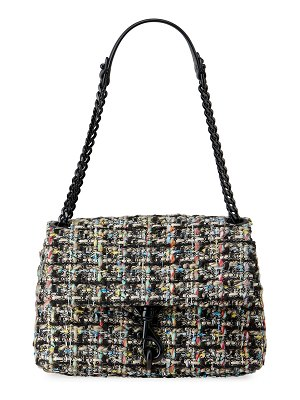 Rebecca Minkoff Edie Tweed Crossbody Bag