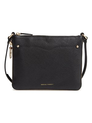 Rebecca Minkoff jody expandable leather crossbody bag