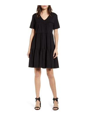 Rebecca Minkoff lanzy tiered shift dress