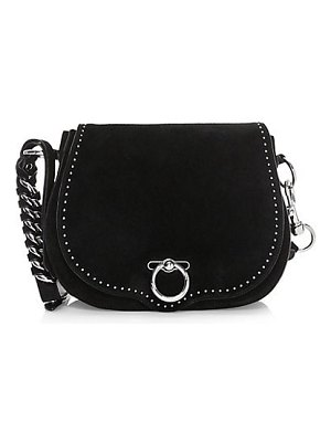 Rebecca Minkoff large jean saddle bag
