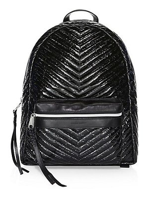 Rebecca Minkoff large pippa quilted backpack