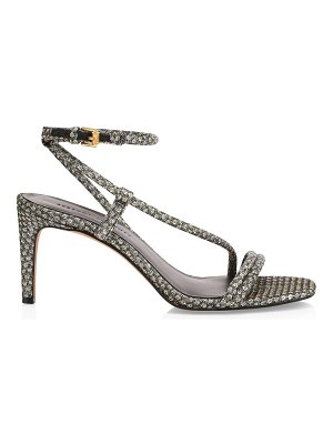 Rebecca Minkoff nanine metallic dot sandals