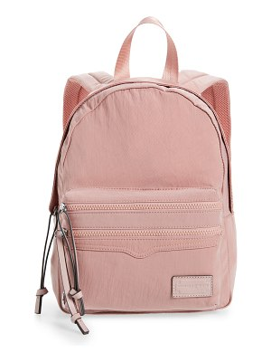 Rebecca Minkoff nylon backpack