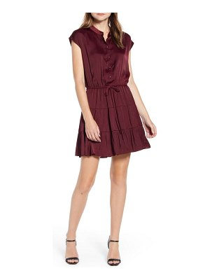 Rebecca Minkoff ollie fit & flare dress