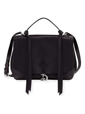 Rebecca Minkoff Stella Leather Satchel Bag