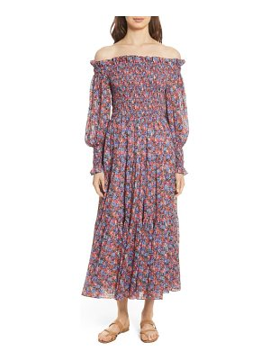 Rebecca Taylor cosmic fleur maxi dress