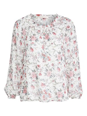 Rebecca Taylor long sleeve esmee top