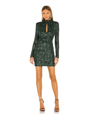 Rebecca Vallance gatsby mini dress