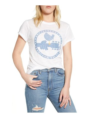 Recycled Karma woodstock graphic tee