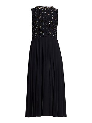 Red Valentino embellished gown