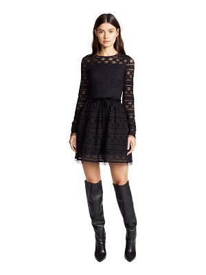 Red Valentino knit dress