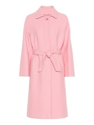 Red Valentino wool and cashmere-blend coat