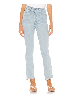RE/DONE 80s slim straight. - size 23 (also