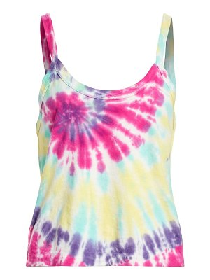 RE/DONE 90s tie dye tank top